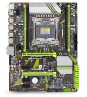 Материнская плата X99 LGA2011v3 - ATX USB3.0 SATA3 PCI-E NVME M.2 SSD DDR4 4-канальный режим