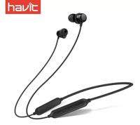 Беспроводные наушники HAVIT i39 - Мощный и Улучшенный бас стерео звук, ipx5 Анти-пот