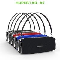 Портативная колонка Hopestar A6 - Беспроводная стереосистема Bluetooth мощность 35 Вт батарея 6000 мАч