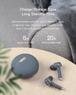 Беспроводные наушники Whizzer TP1 - Bluetooth 5 + EDR, защита IPX5, время работы 3-5 ч.