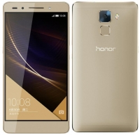 HUAWEI Honor 7 4G Smartphone 3GB 16GB 64bit Octa Core 5.2 Inch FHD 20.0MP Camera Grey/Silver/Gold
