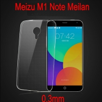 Case For Meizu M1 Note 0.3mm Ultra
