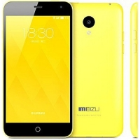 Original Meizu M1 Mini Cell phone MTK6732 64bit Quad Core Android 4.4 1GB RAM 5 inch IPS 1280X768 13.0MP OTG
