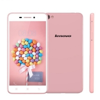Lenovo S60W Smartphone 4G LTE 64bit Quad Core 2GB 8GB 5.0 Inch HD Screen 13.0MP White/Pink