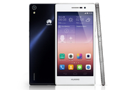 HUAWEI Ascend P7 Smartphone 4G LTE Hisilicon 1.8GHz 5.0 Inch LCD FHD Screen- Black