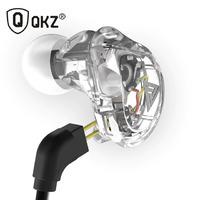 Наушники QKZ VK1 - Съемный кабель, микрофон, HiFi звучание
