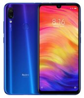 "Смартфон Xiaomi Redmi Note 7 (Global version) - Экран 6,3"" 2340 x 1080, 6/64 ГБ, Камера 48 МП + 13 МП"