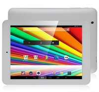 CHUWI V8S Quad Core A31S Tablet PC 8 Inch Android 4.1 HD Screen 16GB 4K Video HDMI Silver