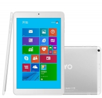 "VOYO A1S Tablet PC Intel Z3735F Quad Core Windows 8.1 10.1"" HD IPS 2GB 32GB Silver"
