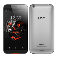 UMI IRON Smartphone 3GB 16GB 4G 64bit MTK6753 Octa Core 5.5 Inch FHD Android 5.1-Gray/Silver