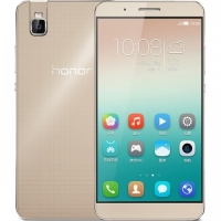 HUAWEI Honor 7i Rotation Camera 5.2 Inch FHD 3GB 32GB Snapgragon 616 Octa Core Golden/White