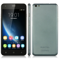 OUKITEL U7 Pro Smartphone 5.5 Inch HD Screen Android 5.1 MTK6580 Quad Core 1GB 8GB Gold