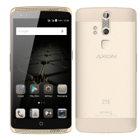 ZTE AXON Smartphone 4G Touch ID 3GB 32GB 5.2 Inch AMOLED Qualcomm Octa Core HiFi- Gold