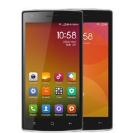 (3 Gifts)Elephone G4 Smartphone Android 4.4 MTK6582 Smart Wake 5.0 Inch HD Screen Black