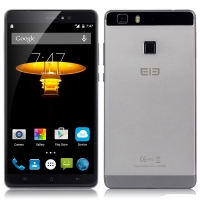 Elephone M1 4G Smartphone 5.5 Inch HD 64bit MTK6735 Quad Core Android 5.1 2GB 16GB Grey/Gold