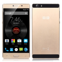 Elephone M2 Smartphone 3GB 32GB 5.5 Inch FHD 64bit MTK6753 Octa Core Android 5.1 Gold