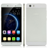 UIMI U6 4G Smartphone 2GB 32GB MTK6735 Quad Core 5.5 inch FHD Android 5.1 Silver