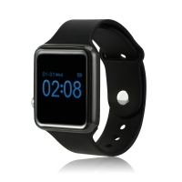 D Watch Smart Bluetooth Watch MTK6260A Wrist Watch with Remote Control Smartphones