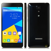 DOOGEE Hitman DG850 Smartphone - 5.0 inch Android 4.4 MTK6582 1.3GHz Quad Core 1GB RAM 16GB ROM WiFi GPS HD IPS Screen Bluetooth 13 Cameras