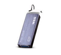 SSK SFD223 100% 256GB Metal high speed usb flash drive USB 3.0