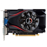 Video card JYVGA Radeon R7 350 - 4 GB / DDR 5 (128bit) (DVI,VGA,HDMI) PCI-Express x16 3.0