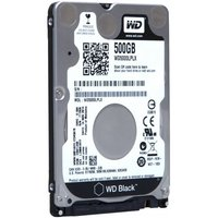 Жорсткий диск Western Digital Black 500GB 7200rpm 32MB WD5000LPLX 2.5 SATA III