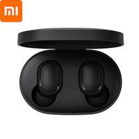 (Оригинальные) Беспроводные наушники Xiaomi Redmi AirDots - Bluetooth 5+EDR, защита IPX5